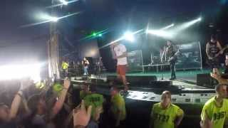 The Amity Affliction - Full set @ Download 2014 part 3 of 3