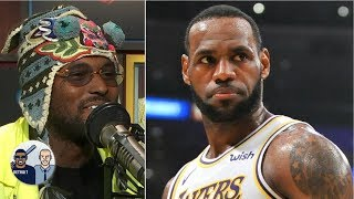 ScHoolboy Q hurt by Magic's resignation, confident LeBron will win in LA | Jalen & Jacoby