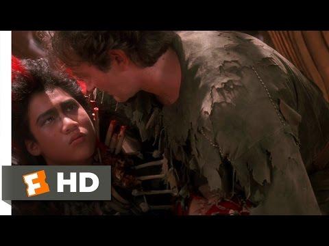 Hook (7/8) Movie CLIP - I Wish I Had a Dad Like You (1991) HD