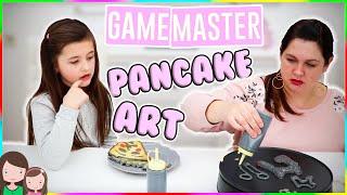 HEFTIGES ENDE!! GAME MASTER Aufgabe: Pancake Art Challenge - Alles Ava
