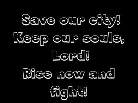 Save Our City [LUDO] {With lyrics}