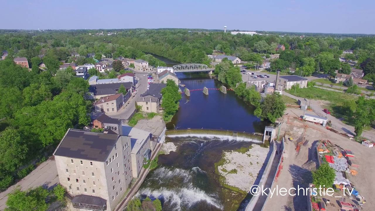 Elora Ontario