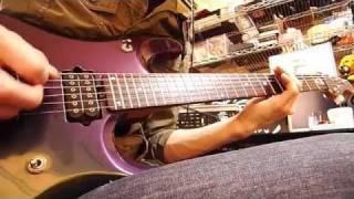 Periphery - Insomnia (Guitar Cover:Misha Part)