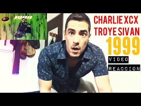 Charli XCX & Troye Sivan - 1999  Reaccion  Reaction