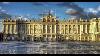 Largest royal palace in Europe - Royal palace of Madrid