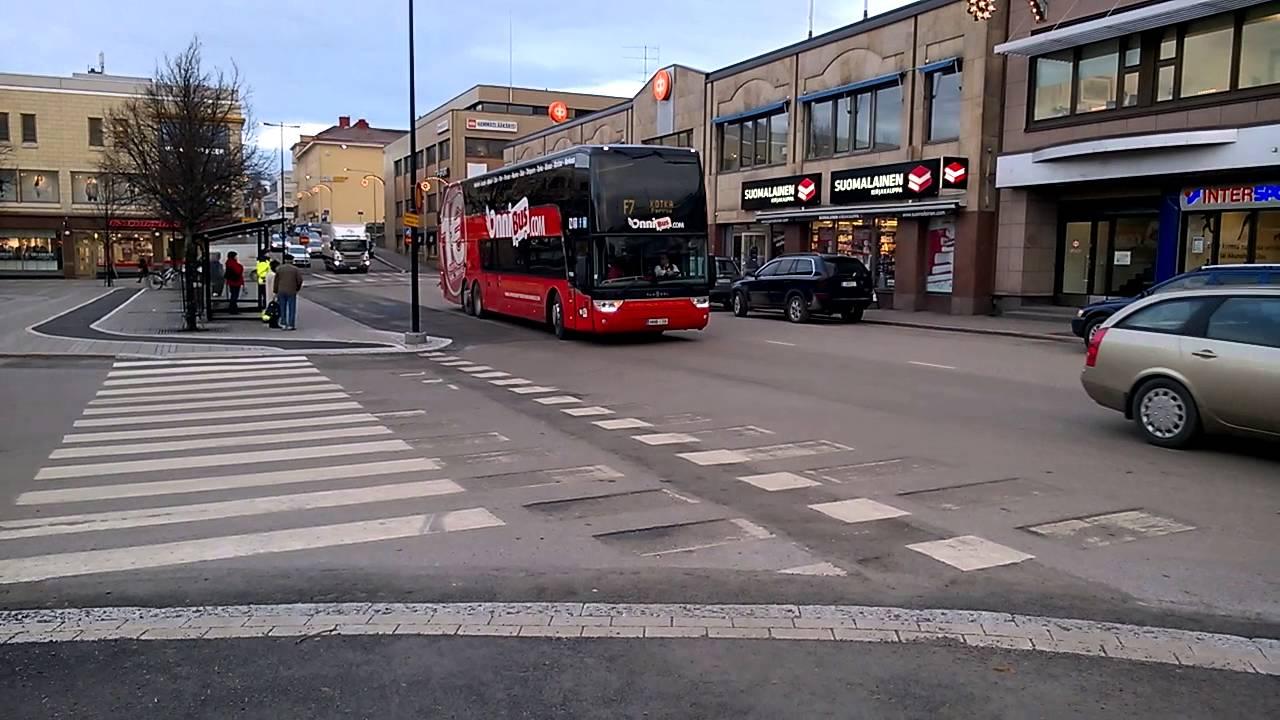 Onnibus Helsinki Kotka