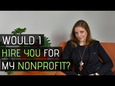 Top Nonprofit Job Interview Questions (What I Look For When Hiring)