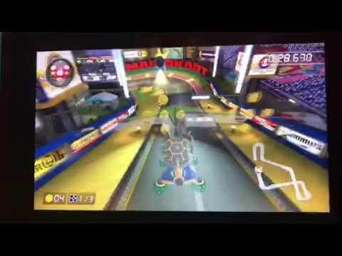 (Deluxe) Mario Kart 8 Mario Kart Stadium- 1:39.590 (15th Worldwide and 5th American)