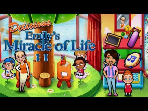 DELICIOUS: EMILY'S MIRACLE OF LIFE • #11 - Babybegeisterung | Let's Play