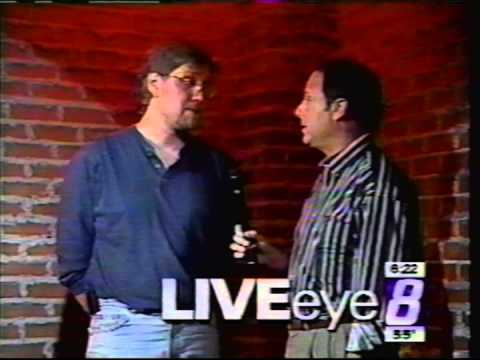 Dick Wolfsie Channel 8 Remote @ Crackers (1997)