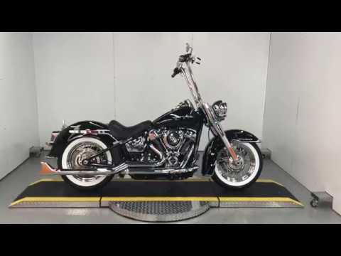 2019 Harley Davidson Customized Softail Deluxe For Sale ...