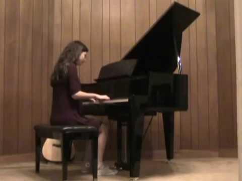 Jenny Olson - Piano Recital 4/9/2017
