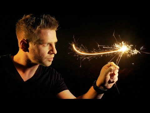 Drawing with Light and Fire