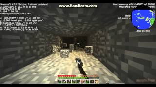 Minecraft Hexxit part 1 of ep 2