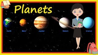 Play & Learn Planets - Animated Series for Children
