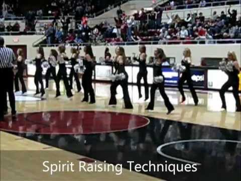 Eastern Kentucky University Dance Team (EKU)