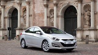 Тест драйв Hyundai i40