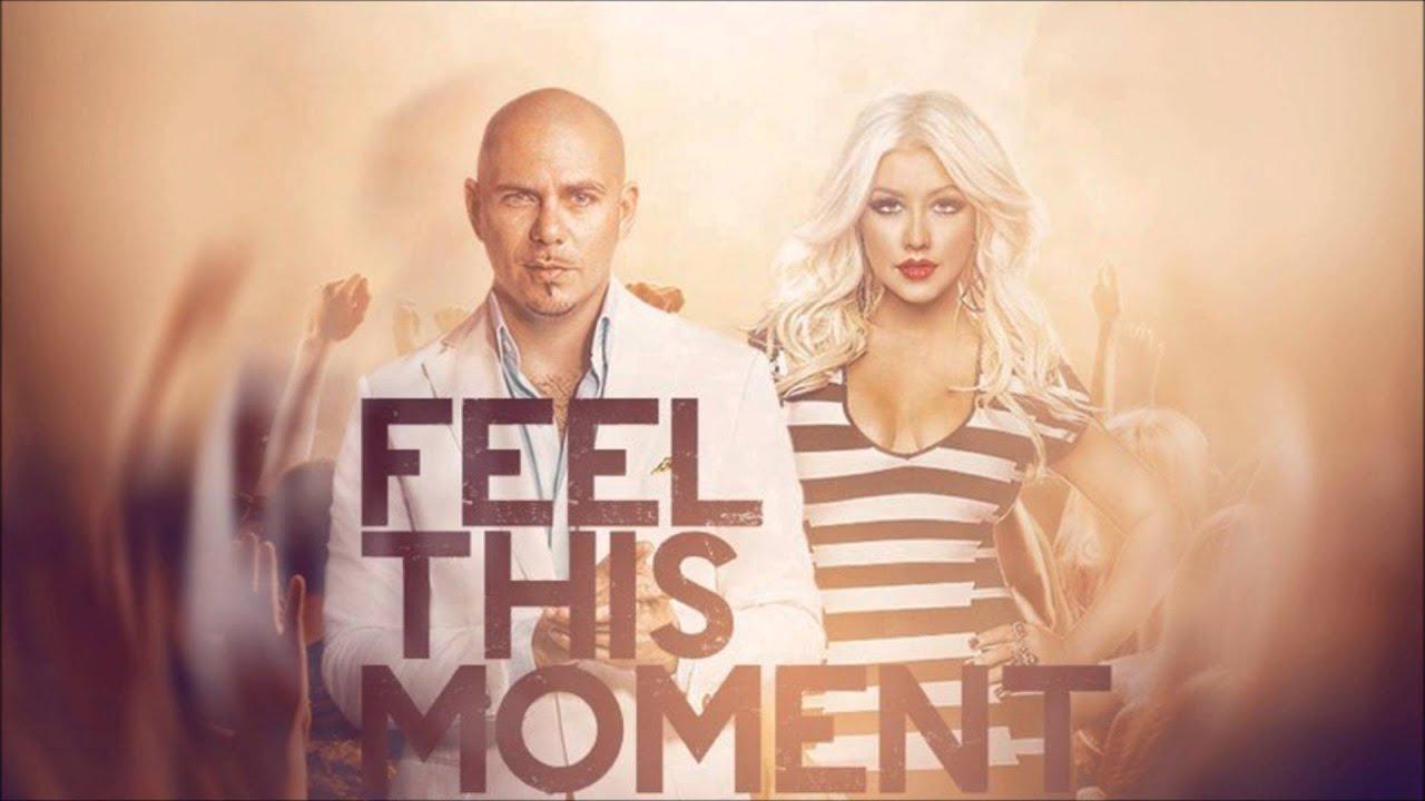 Pitbull Feel This Moment Feat Christina Aguilera Lyrics Hd