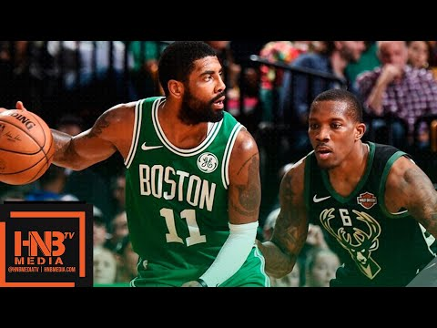 Boston Celtics vs Milwaukee Bucks Full Game Highlights | 12/21/2018 NBA Season