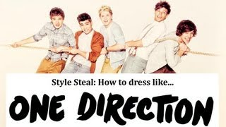 How To Dress Like ONE DIRECTION II Clothed For Winter Thumbnail