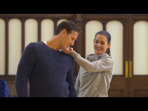 First Steps: Kirsty Gallacher and Brendan Cole - Strictly Come Dancing: 2015 - BBC One