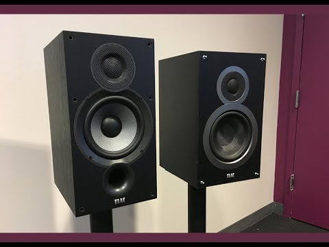 ELAC's Andrew Jones discusses the new Debut 2.0 speakers