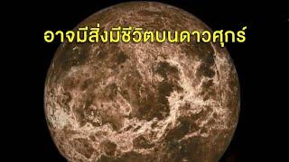 ทั่วโลกตื่นเต้น! นักดาราศาสตร์พบ 'ฟอสฟีน' อาจบ่งชี้มีสิ่งมีชีวิตบนดาวศุกร์