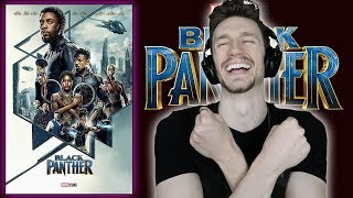 """Watching """"Black Panther"""" for the First Time!"""