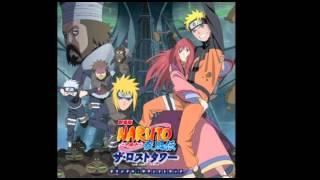 Naruto Shippuden Movie 4 Ost 26-Flight extended