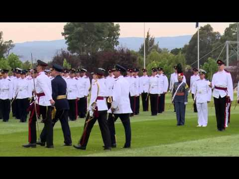 2015 Australian Defence Force Academy Chief of the Defence Force Parade