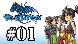 Playthrough: Blue Dragon - Parte 1