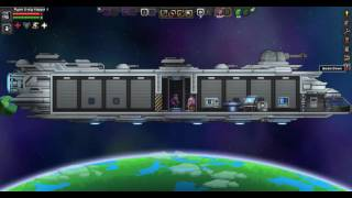 How to upgrade your ship size in Starbound!