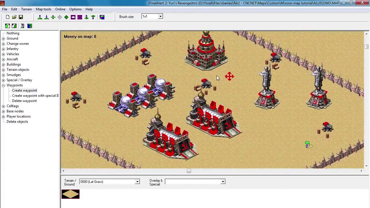 command and conquer red alert 2 yuris revenge map editor download