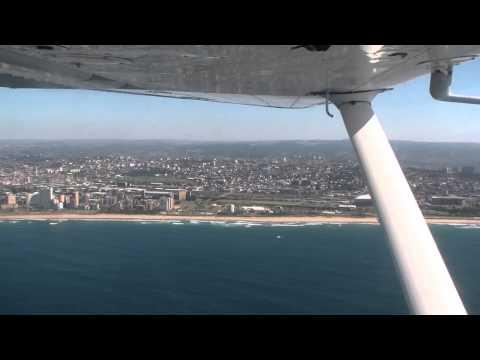 Student Flight over Durban