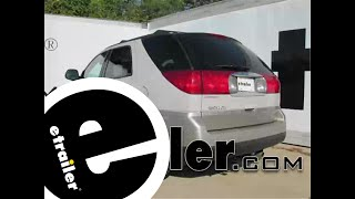 Trailer Hitch Installation - 2005 Buick Rendezvous - Draw-Tite - etrailer.com