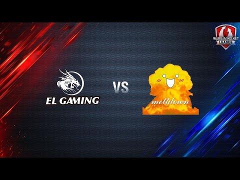 [EN] WGL APAC - Meltdown vs EL Gaming - Season II 2016-2017, Week 7