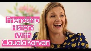 Justine Clarke: Her Friendship History W/ Claudia Karvan