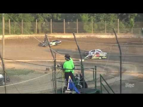 Moler Raceway Park   6.17.16   Diamond Cut Lawn Care Sport Mods   Heat 1