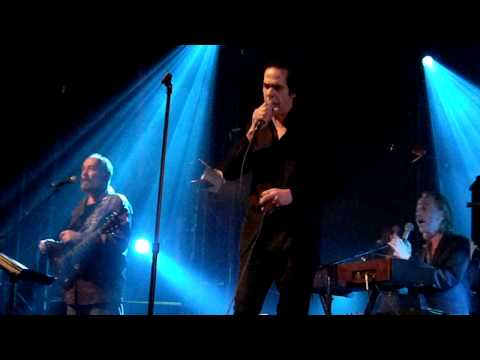 rocknycliveandrecorded.com: Nick Cave and the Bad Seeds @the Henry Fonda Theater