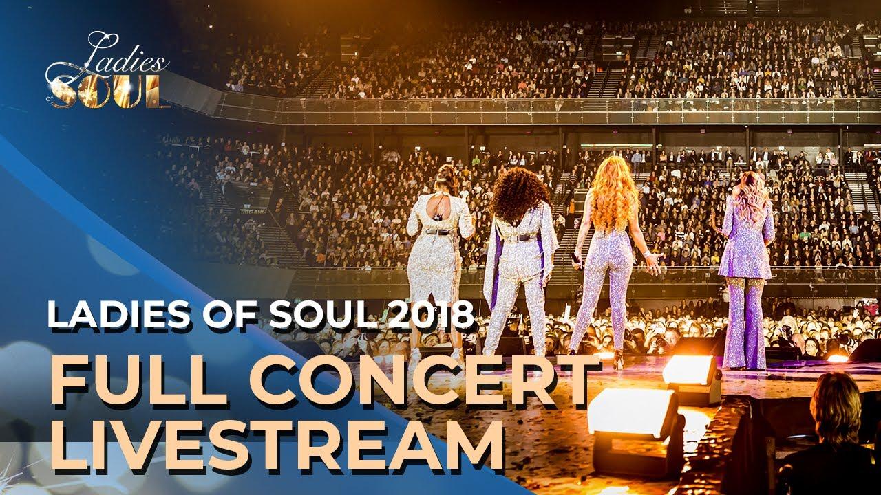 Download Ladies of Soul 2018 | Full Concert Livestream