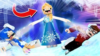 MIGHTY ICE QUEEN | ROBLOX