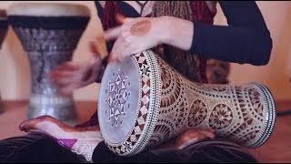 Raquy Darbuka  Music Video- Monkey Mind
