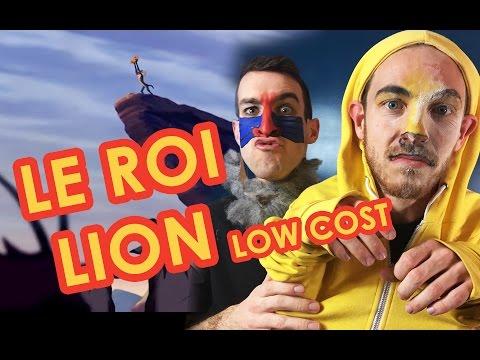 LE ROI LION low cost (Alex Ramires Feat Max Bird)