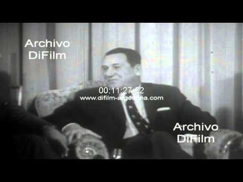 DiFilm - Peron habla en Puerta de Hierro, España 1965