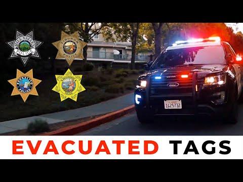 Evacuation Tags