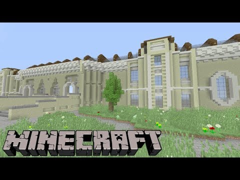 Minecraft | LETS BUILD A MANSION LIVE | Road to 550 Subs!