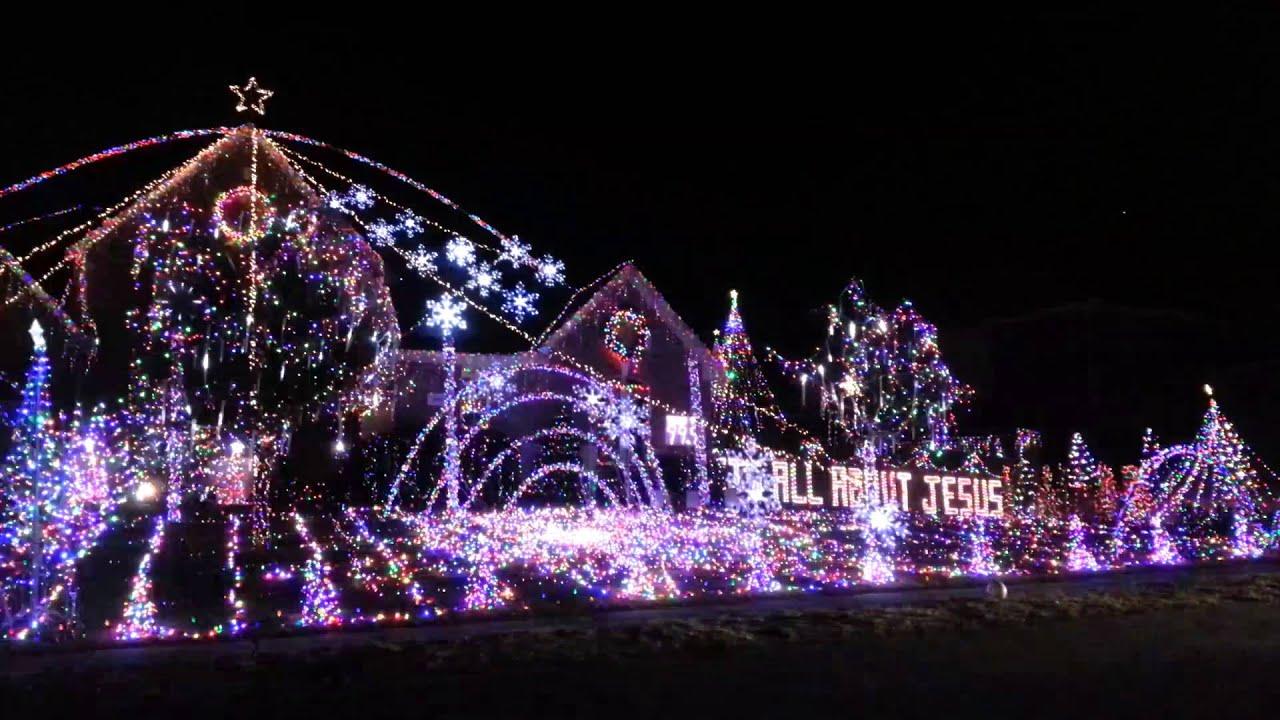 Christmas 2013 Prosper House Texas 891 Bridgeport Dr