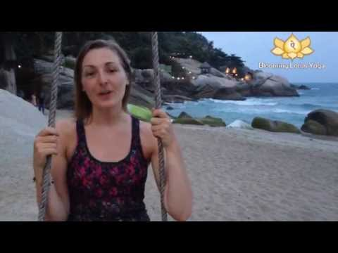 Thailand Yoga Retreat Reviews - Megan