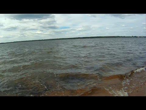 летняя рыбалка на щуку - 2017-06-15 19:43:40