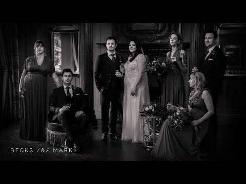 Ellingham Hall Wedding Film   Becks and Mark   Northumberland 2020